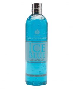 carr day martin ice blue leg cooler gel